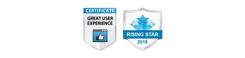 CompareCamp badges