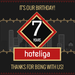 hoteliga's 7th birthday
